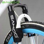 SAHOO Soft Bicycle Front Fork Protective Cover