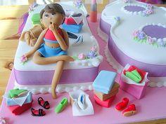 No.18 cake by deborah hwang, via Flickr