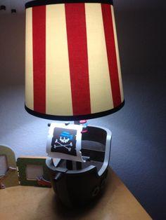 pirate lamp | Pin it Like Image