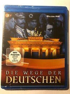 Die Wege der Deutschen, Blu-ray, OVP    eBay Movie Posters, Movies, Ebay, German, Films, Film Poster, Cinema, Movie, Film