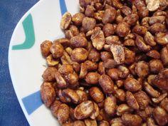 Toffee Coated Peanuts