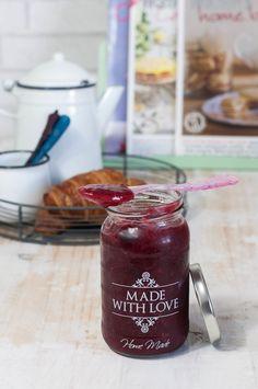 mermelada fresones made with love para desayunar