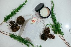 Christmas wrapping   #candle #candles #soywaxcandles #marble #luxury