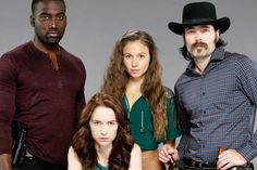 Which 'Wynonna Earp' Character Are You? - It's time find out if you're the one with the demon-killing side arm. - Quiz
