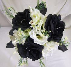 wedding flowers | ... Combinations For Flowers-Black And White - Wedding Flowers - Zimbio