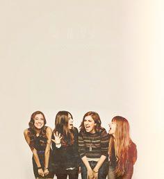 las amo!