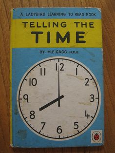 Telling the Time. / primary one first lesson - '' ...... 'O ' clock '' Then basic arithmetic - we got lots of small wooden blocks as 'units ' to get our heads around how to count / then as progressed our abilities we got ever higher 'modules '  Tried to be on a higher 'module ' than the rest of class to show early intellect / looking back that was a mistake as then called 'swat ' but knew would make mum happy on parents night if did well / but if had time again ,would have slowed down more…