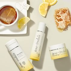 Having an off day? Fortify your nerves with a warm cup of tea and a spoonful of honey and your skin with our BeautyPrep Cleanser, Toner, and Moisturizer.