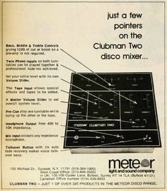 Vintage Clubman ad from Billboard