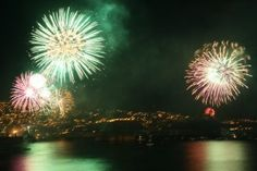 British Firework Championships 2012 - Plymouth Hoe