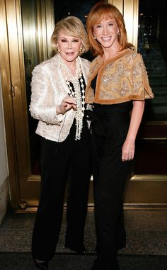 9bc7dde793e Team Griffin from Joan Rivers and Kathy Griffin  Their Friendship in Photos Kathy  Griffin