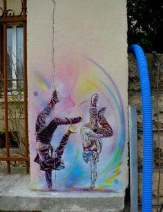 C215 - Great Street Artist