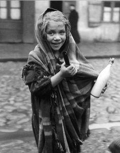 Roman Vishniac. Lost children of Europ