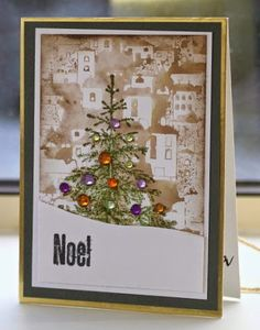 Jacqueline's Craft Nest: Card received, cards made!