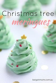 I am sharing 25 Christmas Tree Crafts and Treats that are great for gifts, decor and to keep the kids busy over Christmas Break. Christmas Tree Crafts, Christmas Snacks, Xmas Food, Christmas Cooking, Christmas Goodies, Holiday Treats, Holiday Recipes, Christmas Holidays, Christmas Ideas