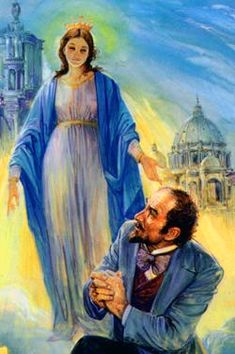 Ratisbonne and the Miraculous Medal. Our Lady of the Miracle.