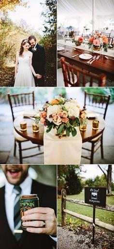 A Fall Speakeasy Wedding In New Jersey