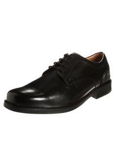Pedir Clarks BEESTON WALK - Zapatos de traje con cordones - black por 69,95 € (18/11/14) en Zalando.es, con gastos de envío gratuitos.