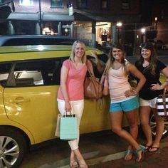 A sweet friendship refreshes the SOUL. Proverbs 27:9 I am thankful for these special friends in my life who support me, uplift me, comfort me and bring joy to my SOUL! #SOULSisters #FriendshipWarmsTheSOUL #KiaSOUL #RentalCar #MyGirls #MoonlightMadness