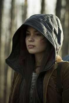 Devery Jacobs as Samantha Black Crow (American Gods)