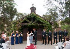 Bride and Groom at Inglewood Estate