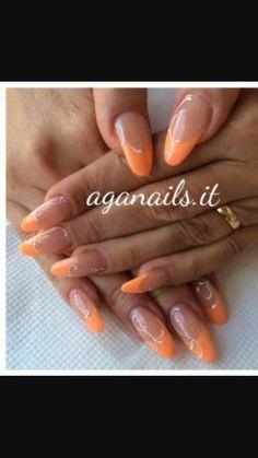 Franch arancio fluo