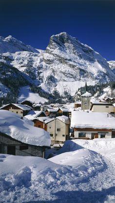 Pralognan-la-Vanoise, France