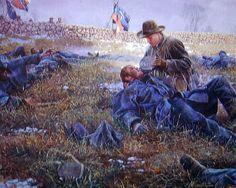 Civil War Prints Mort Kunstler
