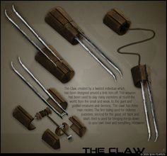 The Claw by Jagged88 on DeviantArt