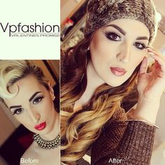Top 10 Ombre Hair Extensions For 2014 At Blog.vpfashion.com Hot Hair Colors, Ombre Hair Color, Hair Extensions Before And After, Ombre Hair Extensions, Party Looks, Hair Styles, Blog, Tops, Warm Hair Colors