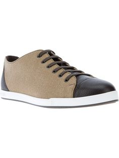 Fendi Bi-Colour Sneaker