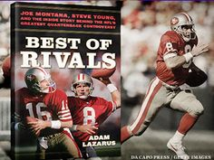 'Best Of Rivals:' Joe Montana, Steve Young And The NFL's Greatest Quarterback Controversy  #NFL #football #49ers