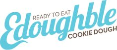 Edoughble Cookie Dough without eggs and preservatives. Chocolate Chip Off The Ol' Block.  Sold at Gelsons