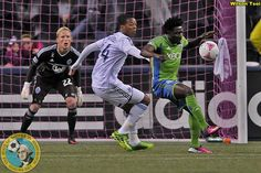 Picture Perfect: Wilson Tsoi shoots Sounders v. Whitecaps