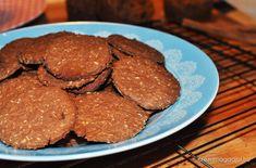 dietas-keksz-recept Naan, Cookies, Desserts, Food, Crack Crackers, Tailgate Desserts, Biscuits, Meal, Cookie Recipes