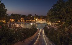 by night - Altomincio Family Park