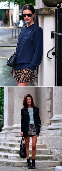 Love both, but I love the outfit on the bottom a lot.