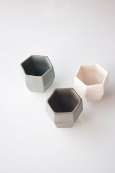 Hex Cup by lightandladder on Etsy, $32.00