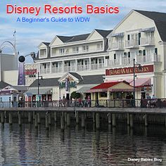 Resorts for Newbies: A Beginner's Guide to Walt Disney World Resorts!