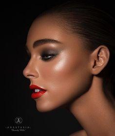 Makeup is art. Anastasia Beverly Hills