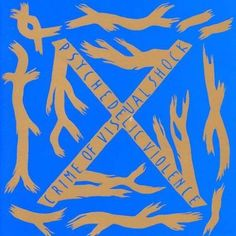 Blue Blood, X Japan's second album, released in Listen to X Japan on AccuRadio! Shocking Blue, Free Radio, Extreme Metal, Singing In The Rain, Blue Bloods, Music Songs, Psychedelic, Graphic Design, Album Covers