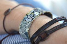 liberty bracelet by coco knits, via Flickr