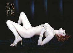 Opium - Yves Saint Laurent - 2000 sophie dahl steven meisel