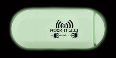Rock-It 3.0: Portable Vibration Speaker