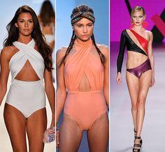Summer 2014 Swimwear Trends