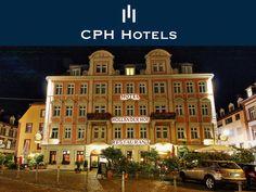 City Partner Hotel Holländer Hof in der romantischen Altstadt von Heidelberg #heidelberg #altstadt #hotel http://heidelberg.cph-hotels.com