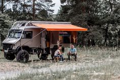 Home is where your heart is – Unimog 404S