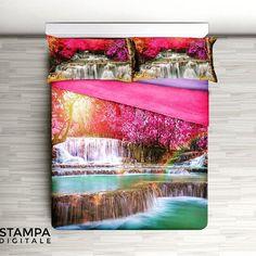 #rainbows #cascata #digitalprint #gipetex