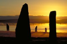One of the finest stone circles in the world.