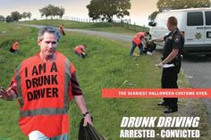 community service for drunks | George Bush drunk driving DUI arrest by Pirate News *parody, but oh, how I wish*
